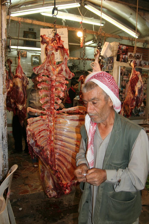 Aleppo, húsbolt