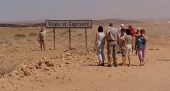 Baktérítő (Namibia)