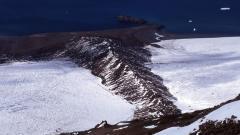 Középmoréna (Antarktisz)