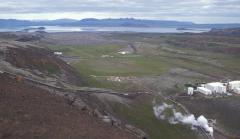 Geotermikus erőmű (Izland)