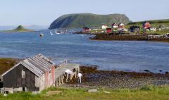 Nordkapp környéke (Norvégia)