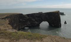 Abrázió (Dél-Izland)