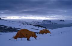 Nyári éjszaka (Antarktisz)