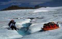Olvadékvíz (Antarktisz)