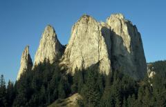 Törések (Nagyhagymás, Egyes-kő, Románia)