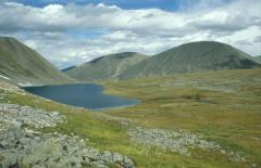 Tengerszemek (Szaján, Szibéria)