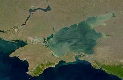 Krím-félsziget, Azovi-tenger