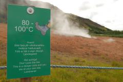 Forróvizes tavak (Izland)