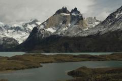 Jégvájta felszín (Torres del Paine, Chile)
