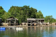 Ao Thalane halászfalu
