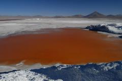 Gipsz (Altiplano, Bolívia)