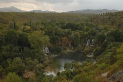Tó édesvízi mészkőben (Hercegovina)