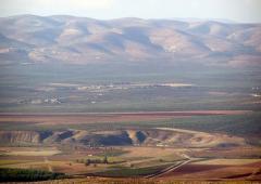Szír–Jordán-árok