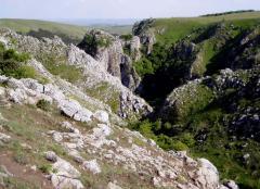 Mészkő (Tordai-hasadék, Románia)