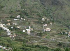 Teraszosítás (Gomera, Kanári-szigetek)