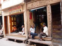Jodhpurban kis üzletek