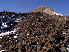 Andezitláva (Teide-vulkán, Tenerife)