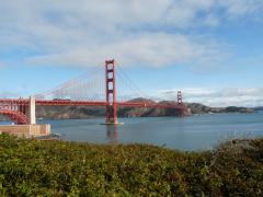 A Golden Gate, San Francisco