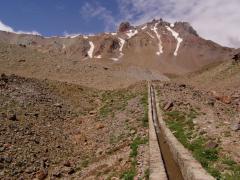 Vízvezeték (Erciyes-vulkán, Törökország)