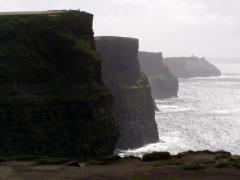 Hullámmarás tengerparton (Írország)