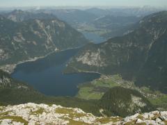 Gleccservölgy (Hallstatti-tó, Ausztria)