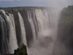 Viktóriai-vízesés (Zimbabwe)