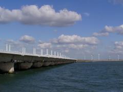 Vihardagály-gátak (Hollandia)