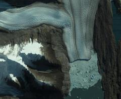 Gleccser (Uppsala-gleccser, Déli-Andok, Argentína)
