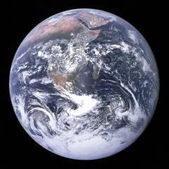 Föld (Apollo-17)