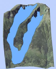 Jégár-rekonstrukció (Nagy-Pietrosz, Radnai-havasok, Románia)