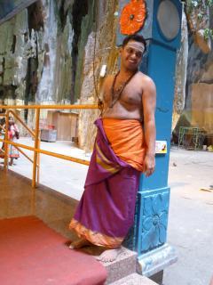 Batu barlangban hindu pap