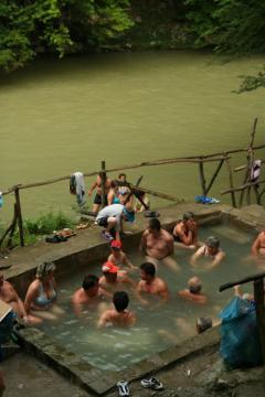 Melegforrás (Herkulesfürdő, Románia)
