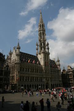 Brüsszel, Városháza