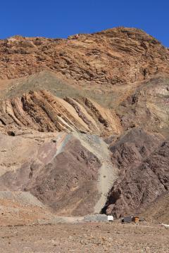 Családi bánya a száraz Andokban