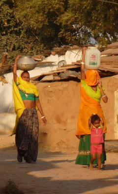 Abhanerinél vízhordó asszonyok