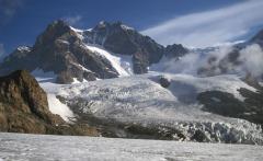 Gleccserlépcső (Piz Palu, Olaszország)