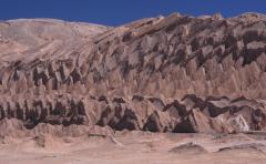 Rétegdőlés (Atacama, Chile)