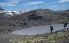 Végmorénák (Izland)