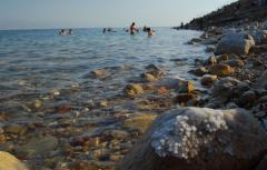 Sós tó (Holt-tenger, Izrael)