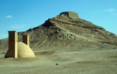 Szélsőségesen szárazföldi terület (Irán)