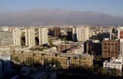 Földrengésveszély (Santiago de Chile)