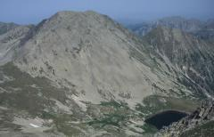 Tengerszem (Retyezát, Románia)