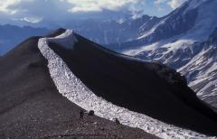 Hópárkány maradványok (Andok)