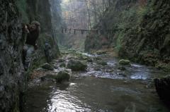 Galbina-szurdok (Bihar, Románia)