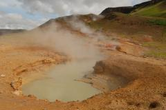 Forró tavak (Izland)