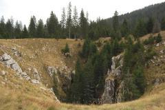Víznyelő (Velebit, Horvátország)