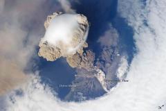 Vulkánkitörés (Kamcsatka)