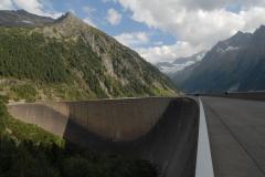 Duzzasztott tó (Ziller-völgyi-Alpok, Ausztria)