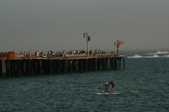 Santa Barbara, móló