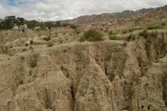 Badland (La Paz, Bolívia)